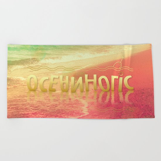 Beach Waves III - Oceanholic Beach Towel