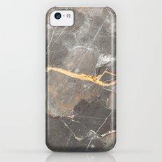 Grey Marble Slim Case iPhone 5c