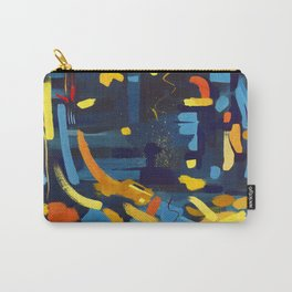 abstract #6 Carry-All Pouch