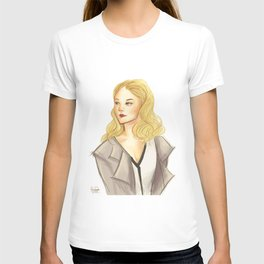 elementary: moriarty T-shirt