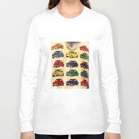 italian Long Sleeve T-shirts featuring All Italian  by farsidian