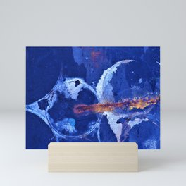 material art 2 Mini Art Print