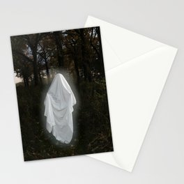 Haunted Woods Stationery Cards