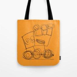 Ben's Monster Trucks no.3 Tote Bag