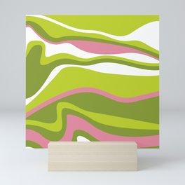 Pesto Pink Mini Art Print