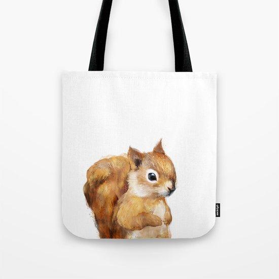 Little Squirrel by amyhamilton