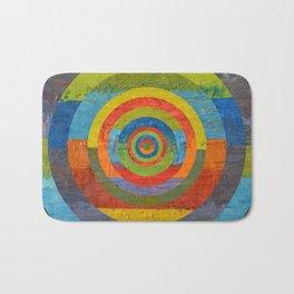 Full Circle Bath Mat