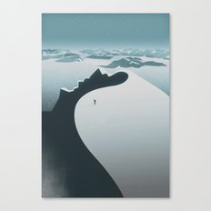 Norway / Travel Collection Canvas Print