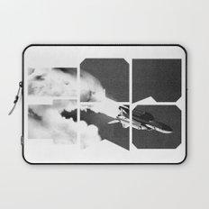ROCKIT (Black on White) Laptop Sleeve