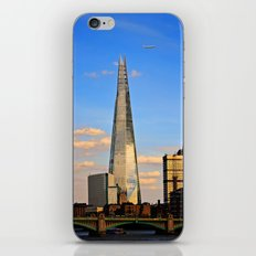 The shard iPhone & iPod Skin