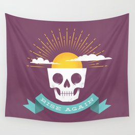 Rise Again Wall Tapestry