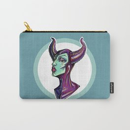 Dark Diva – Maleficent Carry-All Pouch