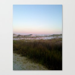 Quiet Time Canvas Print