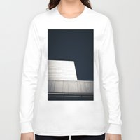 oslo Long Sleeve T-shirts featuring The Opera by Marte Stromme