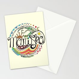 Mariska Hargitay Stationery Cards