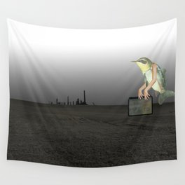 atmosphere · vogelfrei Wall Tapestry