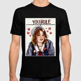 Robin You Rule T-shirt