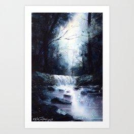 Colors of the Spirit Art Print