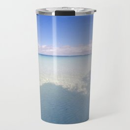 Boracay Sunshine blue Travel Mug
