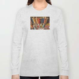 The Colorful Library Long Sleeve T-shirt