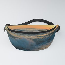Ocean Sunset 4 Fanny Pack