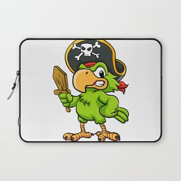 Pirate Parrot Laptop Sleeve