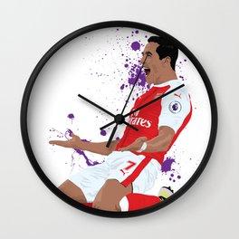 Alexis Sanchez - Arsenal Wall Clock
