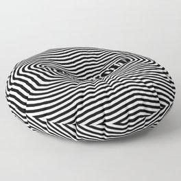 Paranoid (Trippy) Floor Pillow