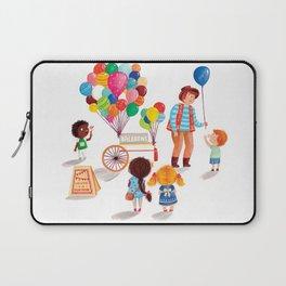 Balloon Stand Laptop Sleeve