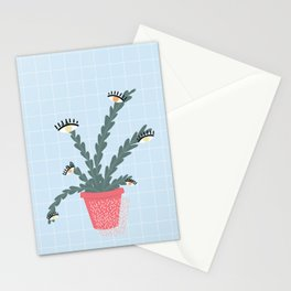 that good looking fern Stationery Cards