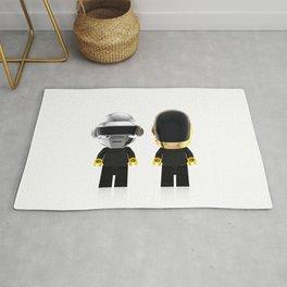 Daft Punk - Lego Rug
