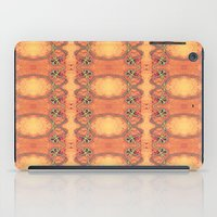 ashton irwin iPad Cases featuring Ebola Tapestry-2 by Alhan Irwin by Microbioart