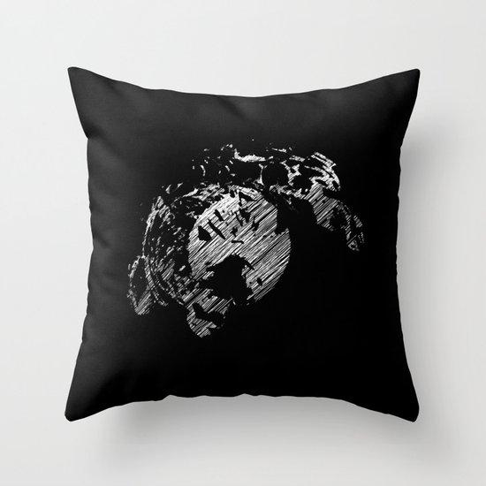 Heratos Throw Pillow