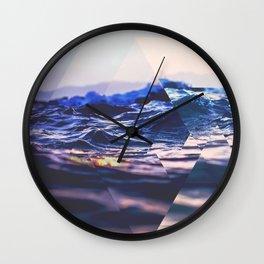 Fractions C01 Wall Clock
