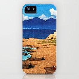 Mera In Boshu - Digital Remastered Edition iPhone Case