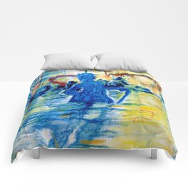 Stevie Ray Vaughn Comforters