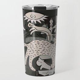 Guernicats Travel Mug