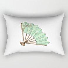 Fan Rectangular Pillow