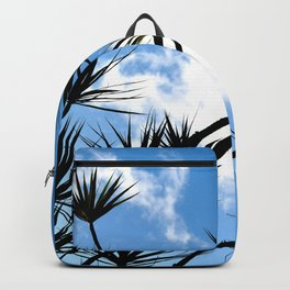 summer silhouettes Backpack