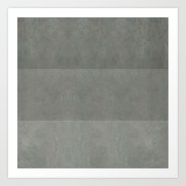 """Spring light grey horizontal lines"" Art Print"