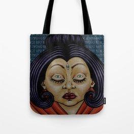 SHE, Buddha Tote Bag