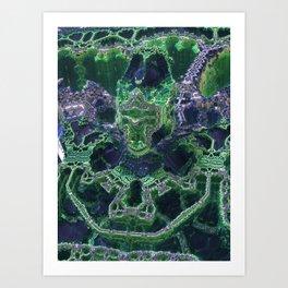 Eldar Art Print