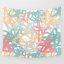mishmash Wall Tapestry