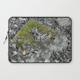 Mossy Stump Laptop Sleeve