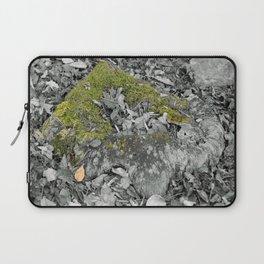 Mossy Stump Laptop Sleeve