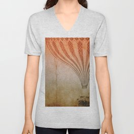 In the Air tonight Unisex V-Neck