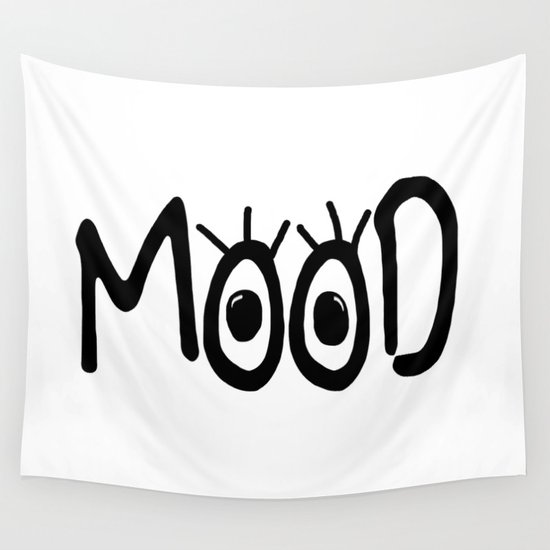 Mood #3 Wall Tapestry