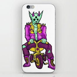 Trikewolf iPhone Skin
