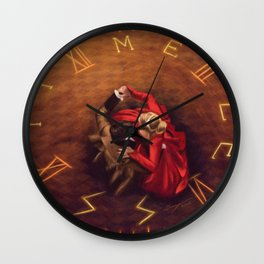 We Are Timeless Wall Clock