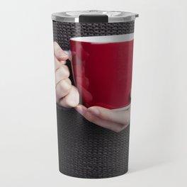 Red Mug Travel Mug